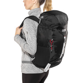CAMPZ Mountain Comp Backpack 20l, black